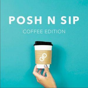 POSH N SIP Coffee Edition CHATTANOOGA TN